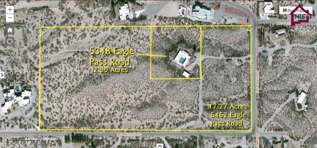 5452 Eagle Pass Road, Las Cruces, NM 88011 (MLS #1703098) :: Steinborn & Associates Real Estate