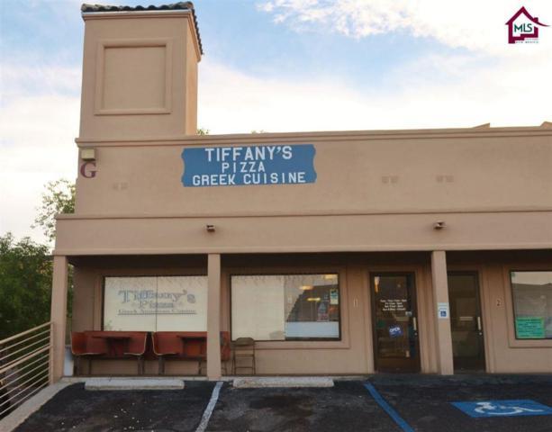 755 G-1 S Telshor Boulevard, Las Cruces, NM 88011 (MLS #1703220) :: Steinborn & Associates Real Estate