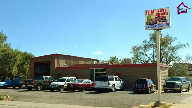1660 N White Sands Boulevard, Alamogordo, NM 88310 (MLS #1703222) :: Steinborn & Associates Real Estate