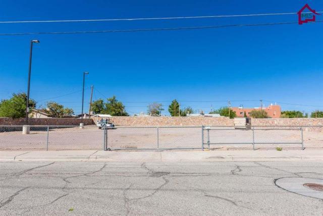 809 E Bowman Avenue, Las Cruces, NM 88001 (MLS #1703232) :: Steinborn & Associates Real Estate