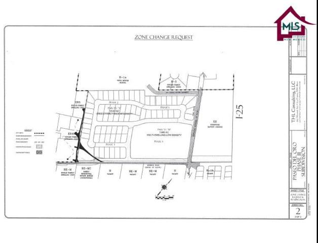 00 Elks Drive, Las Cruces, NM 88007 (MLS #1703313) :: Steinborn & Associates Real Estate