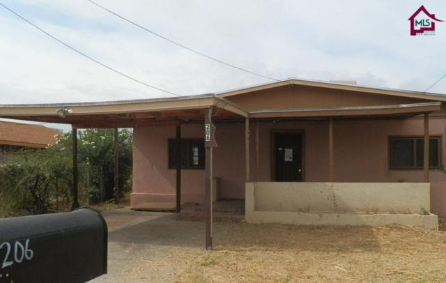 206 Virginia Street, Las Cruces, NM 88005 (MLS #1703340) :: Steinborn & Associates Real Estate