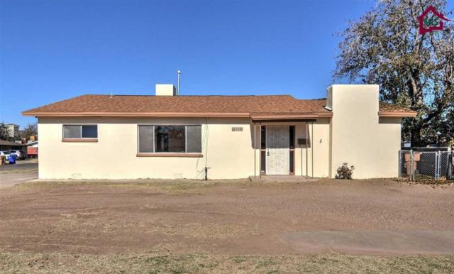 1540 Roberts Drive, Las Cruces, NM 88001 (MLS #1703458) :: Steinborn & Associates Real Estate