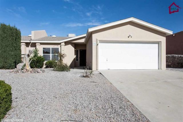 1043 Hillrise Court, Las Cruces, NM 88011 (MLS #1703460) :: Steinborn & Associates Real Estate