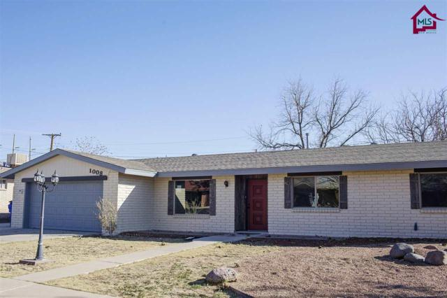 1008 Avondale Drive, Las Cruces, NM 88005 (MLS #1703480) :: Steinborn & Associates Real Estate