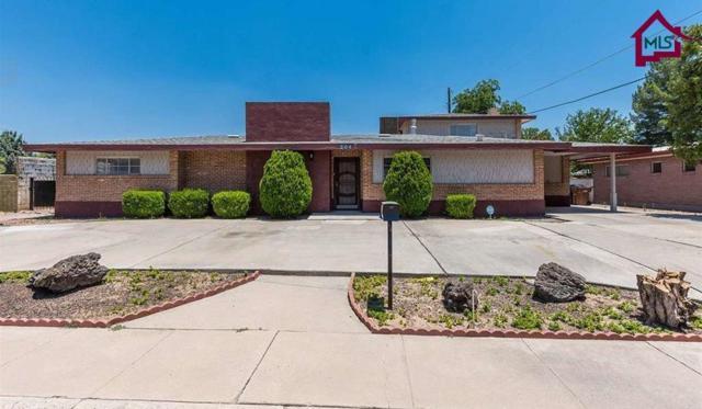 204 Princeton Drive, Las Cruces, NM 88001 (MLS #1703489) :: Steinborn & Associates Real Estate