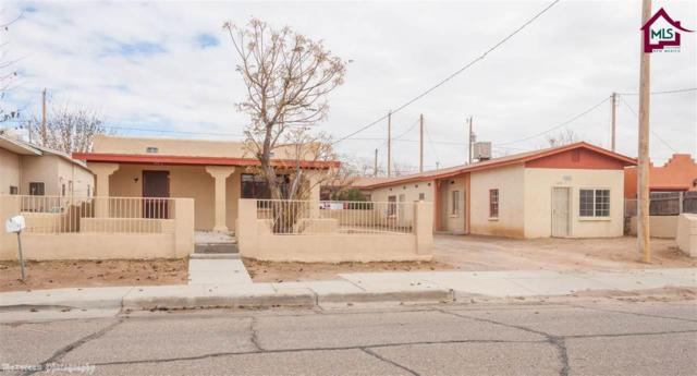 809 Alamo Street, Las Cruces, NM 88001 (MLS #1703534) :: Steinborn & Associates Real Estate