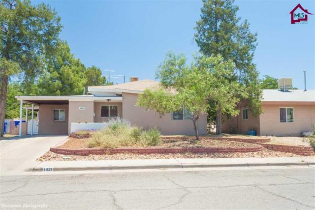 1421 Hamiel Drive, Las Cruces, NM 88005 (MLS #1703544) :: Steinborn & Associates Real Estate