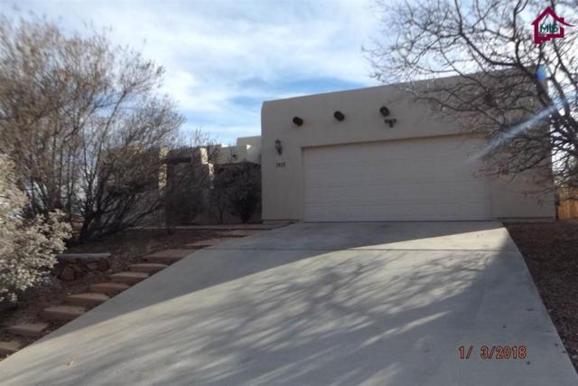 5615 Mira Montes, Las Cruces, NM 88007 (MLS #1800049) :: Steinborn & Associates Real Estate