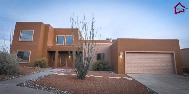 1492 Vista Del Cerro, Las Cruces, NM 88007 (MLS #1800098) :: Steinborn & Associates Real Estate