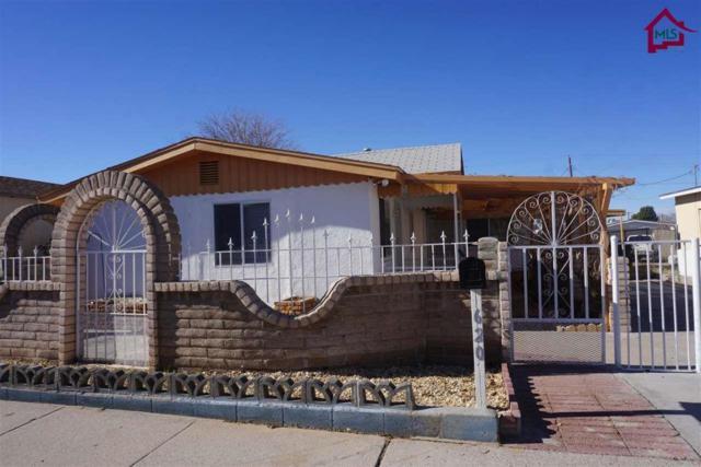 620 S Almendra Street, Las Cruces, NM 88001 (MLS #1800147) :: Steinborn & Associates Real Estate