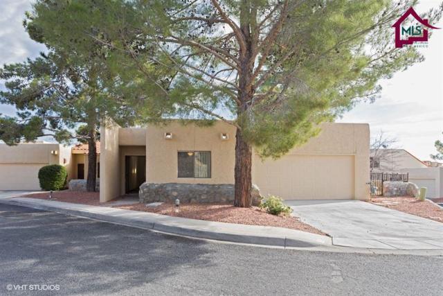 13 Las Casitas, Las Cruces, NM 88007 (MLS #1800202) :: Steinborn & Associates Real Estate