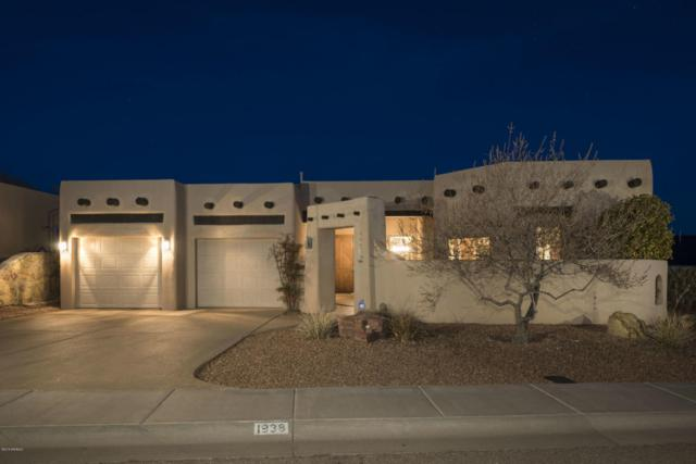 1938 El Segundo Trail, Las Cruces, NM 88011 (MLS #1800219) :: Austin Tharp Team