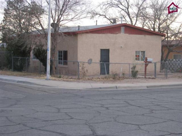 822 Kansas Avenue, Las Cruces, NM 88001 (MLS #1800265) :: Steinborn & Associates Real Estate