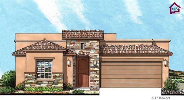 3677 Lunetta Court, Las Cruces, NM 88012 (MLS #1800294) :: Steinborn & Associates Real Estate