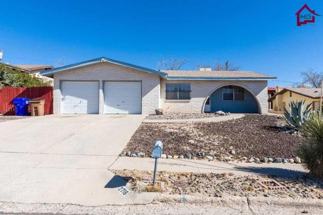 2718 Crestview Drive, Las Cruces, NM 88011 (MLS #1800326) :: Steinborn & Associates Real Estate