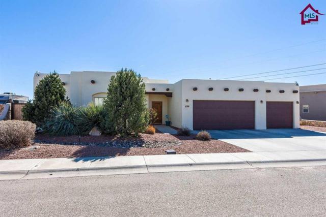4799 Calle De Nubes, Las Cruces, NM 88012 (MLS #1800330) :: Steinborn & Associates Real Estate