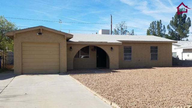 1141 Marcy Street, Las Cruces, NM 88001 (MLS #1800351) :: Steinborn & Associates Real Estate