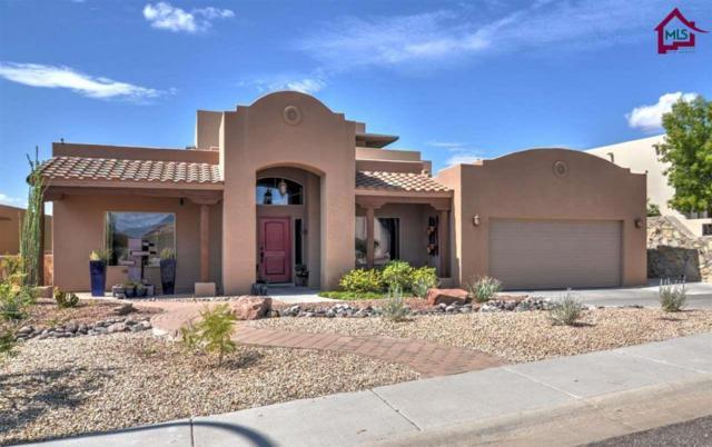 1921 Santa Ines, Las Cruces, NM 88011 (MLS #1800371) :: Steinborn & Associates Real Estate