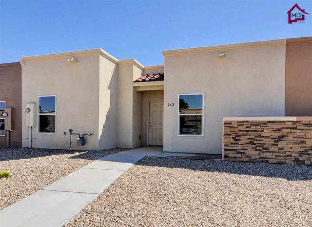 143 Oban Court, Las Cruces, NM 88001 (MLS #1800432) :: Steinborn & Associates Real Estate