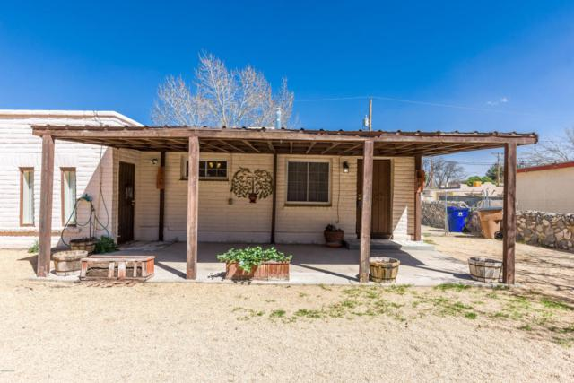 1130 N Miranda Street, Las Cruces, NM 88005 (MLS #1805024) :: Steinborn & Associates Real Estate