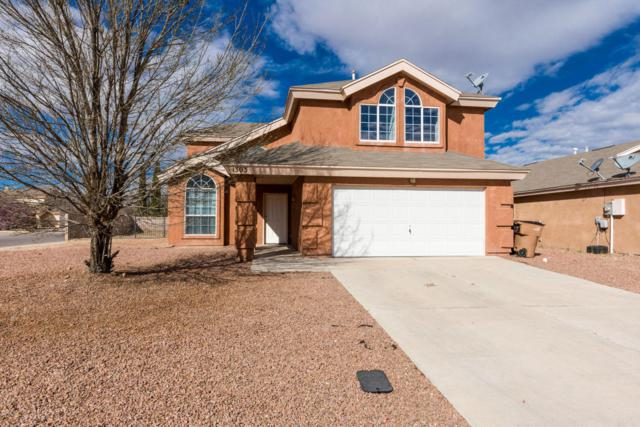 1303 Magoffin Place, Las Cruces, NM 88007 (MLS #1805265) :: Steinborn & Associates Real Estate