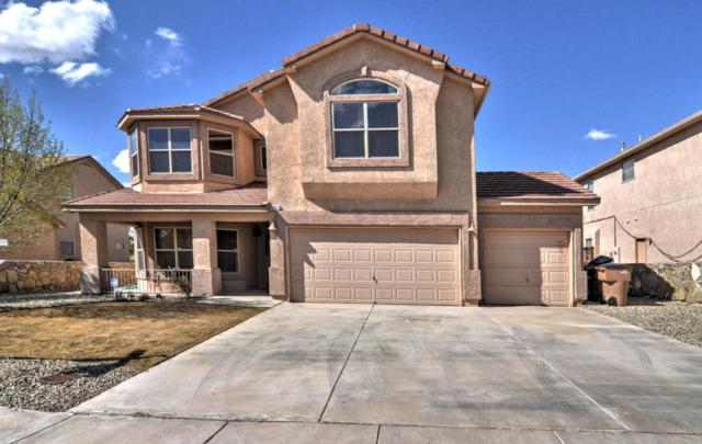 4367 Soda Spring Drive, Las Cruces, NM 88011 (MLS #1805296) :: Steinborn & Associates Real Estate