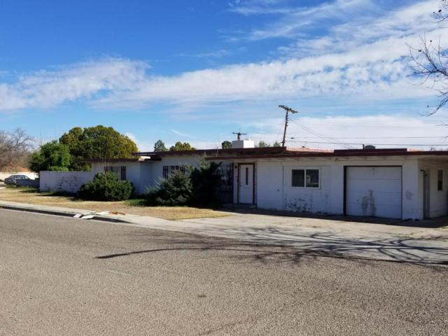 215 Oxford Drive, Las Cruces, NM 88001 (MLS #1805338) :: Steinborn & Associates Real Estate