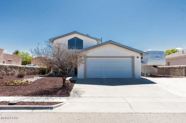 2072 Reina Drive, Las Cruces, NM 88007 (MLS #1805542) :: Steinborn & Associates Real Estate