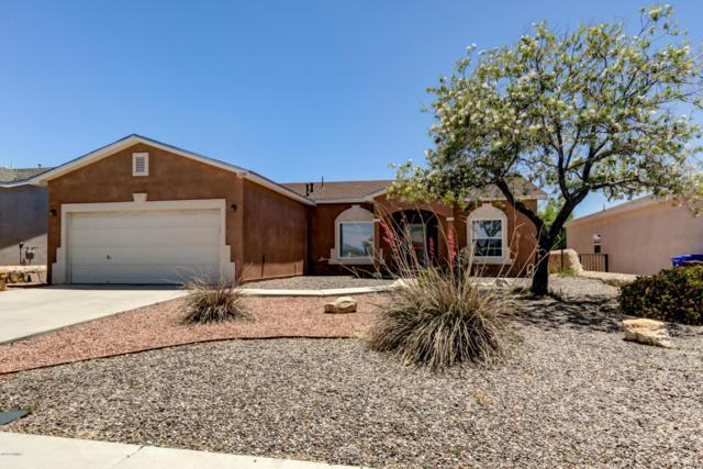1190 Turkey Knob Drive, Las Cruces, NM 88012 (MLS #1805557) :: Steinborn & Associates Real Estate