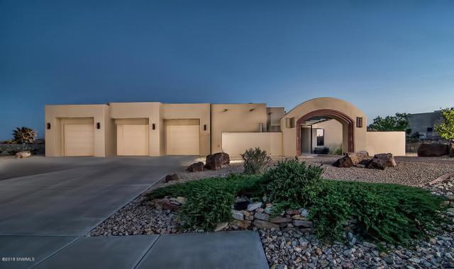 4240 Venetian Loop, Las Cruces, NM 88011 (MLS #1805826) :: Steinborn & Associates Real Estate