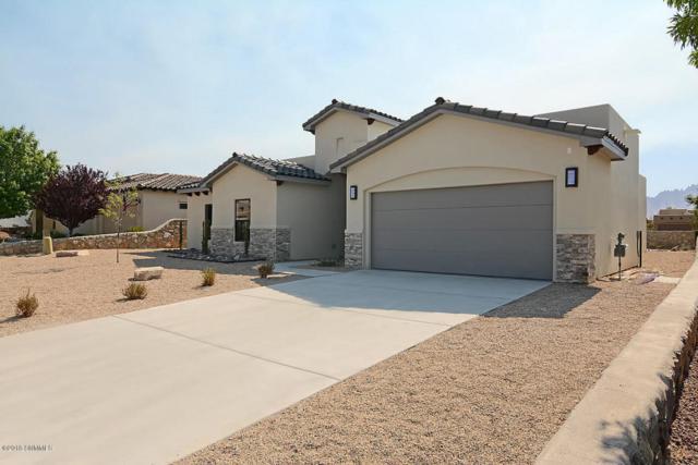 4468 Maricopa Circle, Las Cruces, NM 88011 (MLS #1806500) :: Steinborn & Associates Real Estate