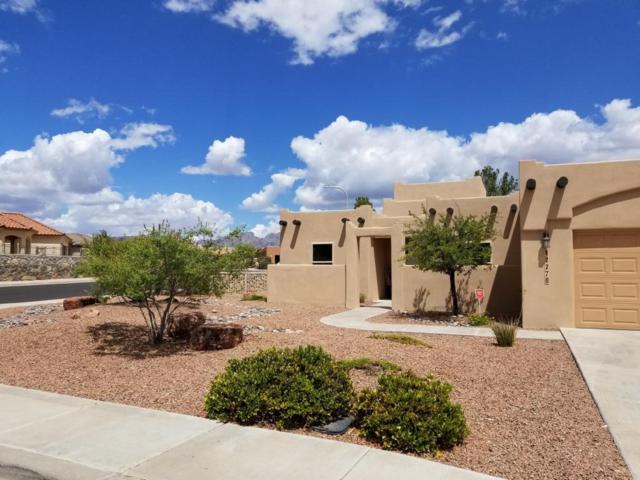 2278 Spirit Rock Drive, Las Cruces, NM 88011 (MLS #1806672) :: Steinborn & Associates Real Estate
