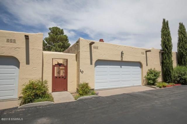 905 W Conway Avenue #10, Las Cruces, NM 88005 (MLS #1806725) :: Steinborn & Associates Real Estate