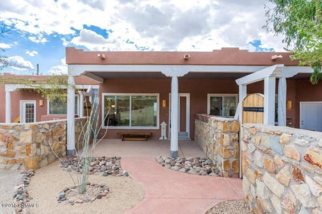 4555 Baylor Canyon Road, Las Cruces, NM 88011 (MLS #1806740) :: Steinborn & Associates Real Estate