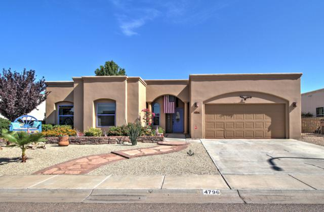 4796 Calle De Nubes, Las Cruces, NM 88012 (MLS #1807135) :: Austin Tharp Team