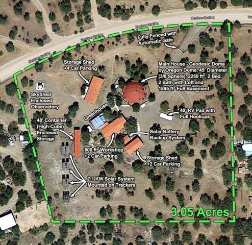 37 Mimbres Quail Lane, MIMBRES, NM 88049 (MLS #1807530) :: Steinborn & Associates Real Estate