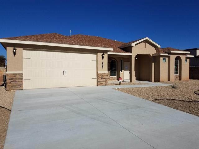 4607 Mesa Central Drive, Las Cruces, NM 88011 (MLS #1807647) :: Austin Tharp Team