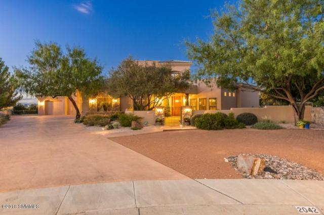 2042 Cortabella, Las Cruces, NM 88005 (MLS #1807667) :: Steinborn & Associates Real Estate