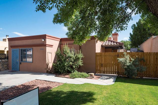 2094 Windsor Place, Las Cruces, NM 88005 (MLS #1807690) :: Steinborn & Associates Real Estate