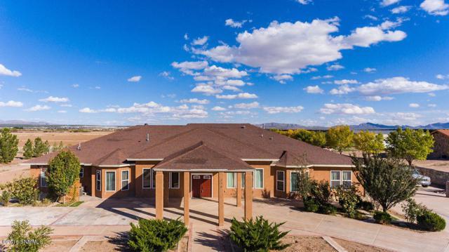 310 Rancho La Mesa Drive, La Mesa, NM 88044 (MLS #1807827) :: Steinborn & Associates Real Estate