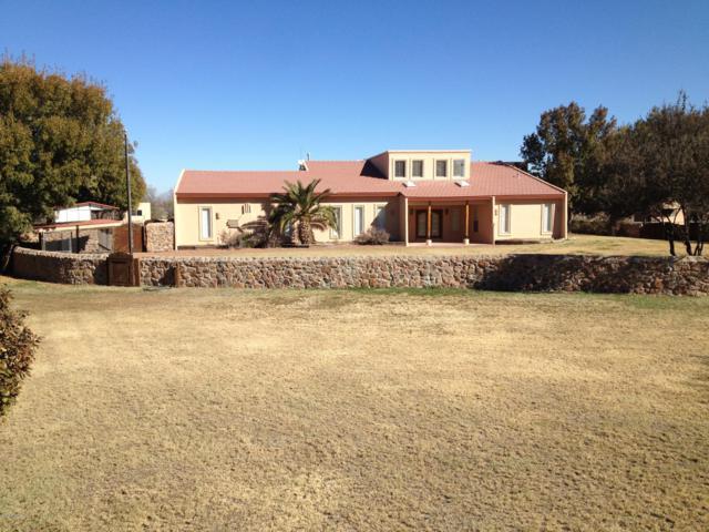 95 E Afton Rd, La Mesa, NM 88044 (MLS #1808013) :: Steinborn & Associates Real Estate