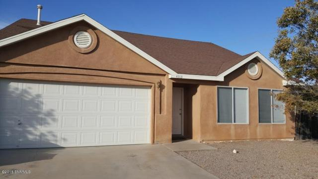 4303 Camino Dos Vidas, Las Cruces, NM 88012 (MLS #1808054) :: Austin Tharp Team
