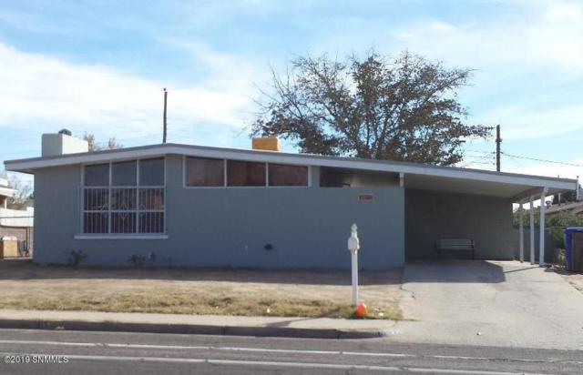 1730 E Madrid Avenue, Las Cruces, NM 88001 (MLS #1808096) :: Austin Tharp Team