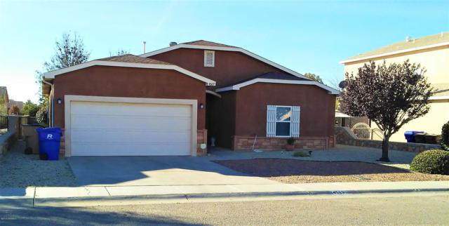 4529 Camino Dos Vidas, Las Cruces, NM 88012 (MLS #1808099) :: Austin Tharp Team