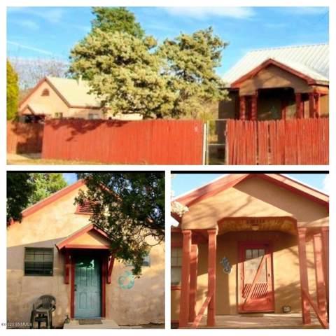 23 2nd Street Street, Rodeo, NM 88056 (MLS #1808238) :: Steinborn & Associates Real Estate