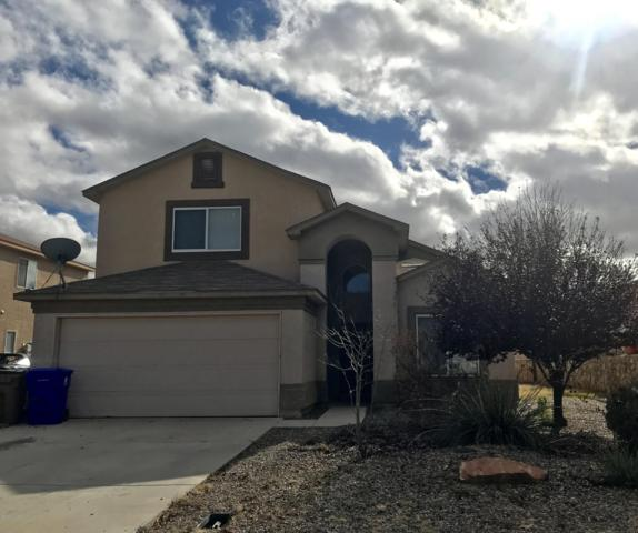 6136 High Desert Drive, Las Cruces, NM 88012 (MLS #1808247) :: Steinborn & Associates Real Estate