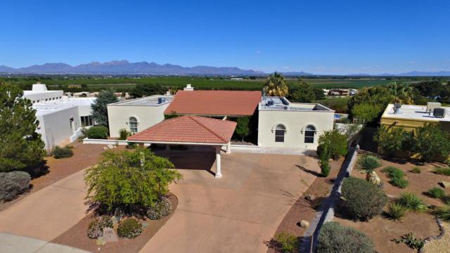 1510 Vista Del Valle, Las Cruces, NM 88007 (MLS #1808349) :: Arising Group Real Estate Associates