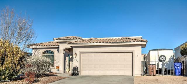 4602 Rimrock Court, Las Cruces, NM 88012 (MLS #1900025) :: Steinborn & Associates Real Estate