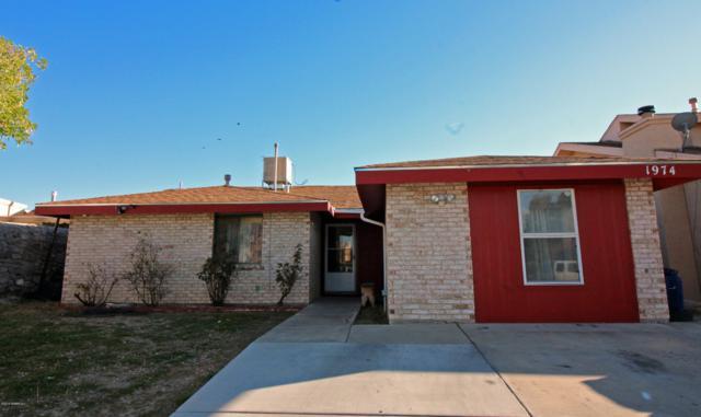 1974 Bridger Avenue, Las Cruces, NM 88001 (MLS #1900038) :: Steinborn & Associates Real Estate
